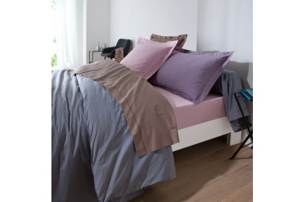 achat linge de maison vente en ligne drap housse percale uni nova literie. Black Bedroom Furniture Sets. Home Design Ideas