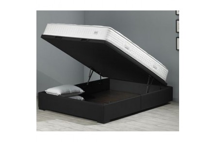 achat sommier coffre vente en ligne sommier coffre simmons novaliterie. Black Bedroom Furniture Sets. Home Design Ideas