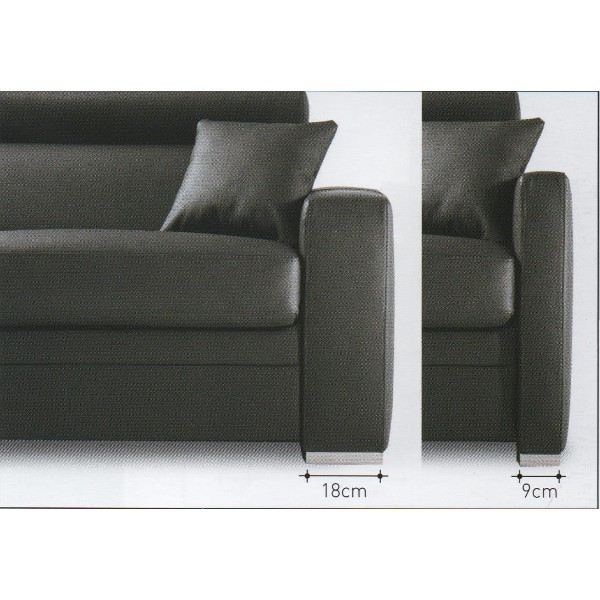 achat banquette rapido vente en ligne rapido ascot t cuir nova literie. Black Bedroom Furniture Sets. Home Design Ideas
